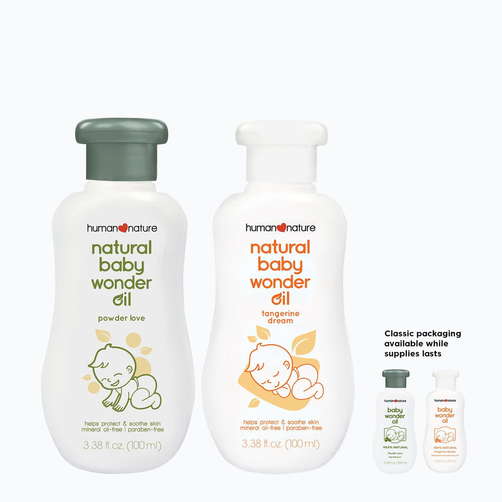 Natural Baby Wonder Oil - Top-Season Essentials