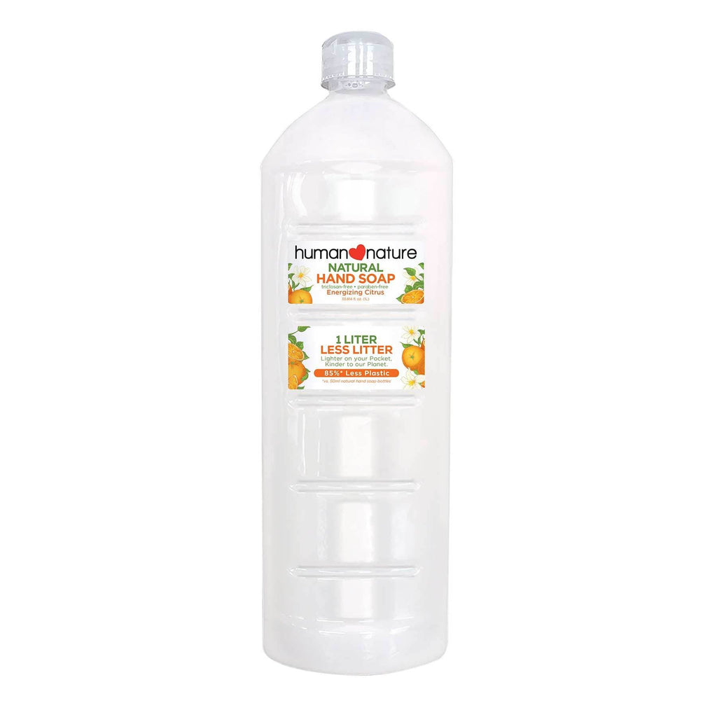 Energizing Citrus Hand Soap 1L - Top-Season Essentials