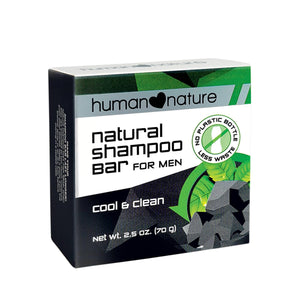 Natural Shampoo Bar for Men 70g - Top-Season Essentials