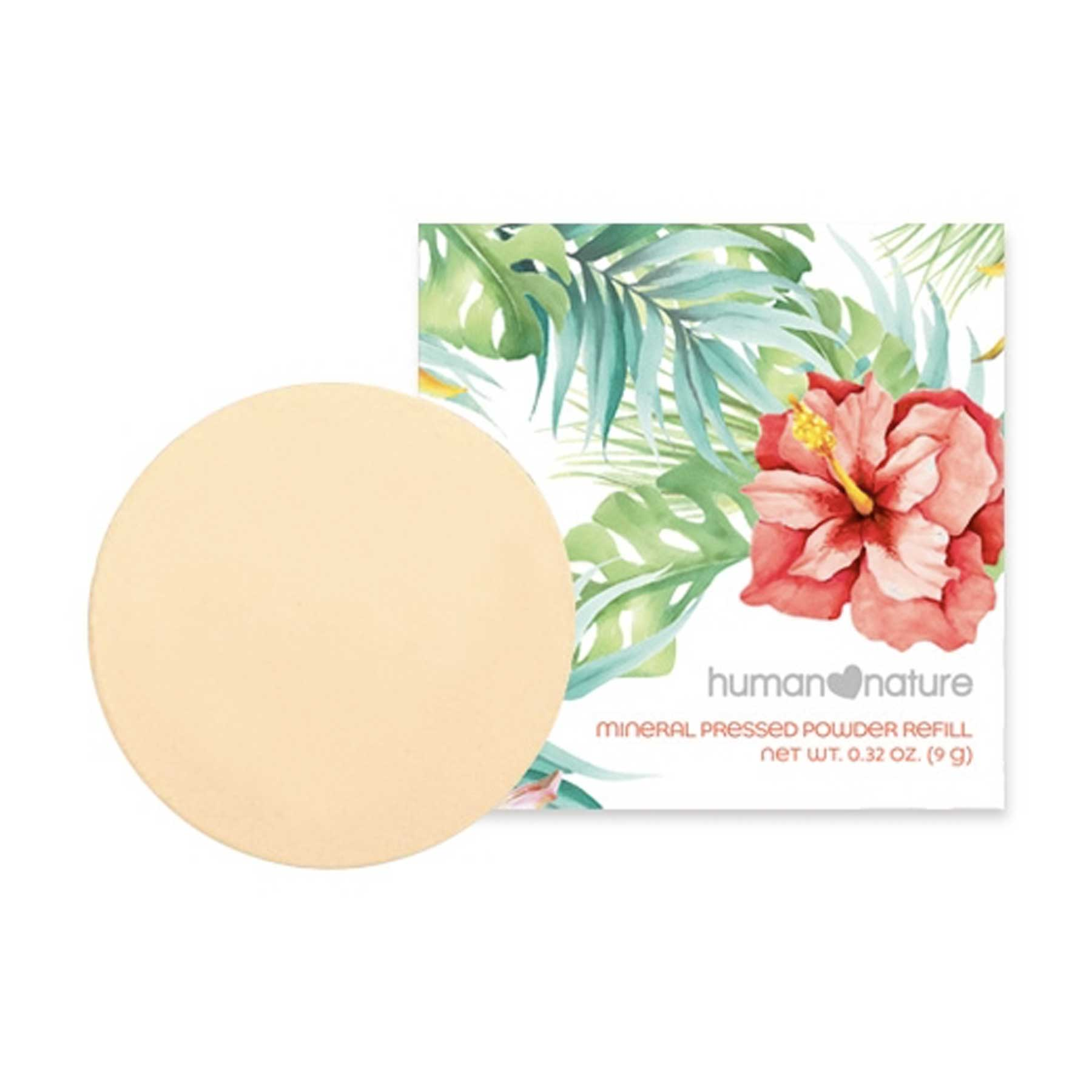 Mineral Pressed Powder Refill 9g - Top-Season Essentials