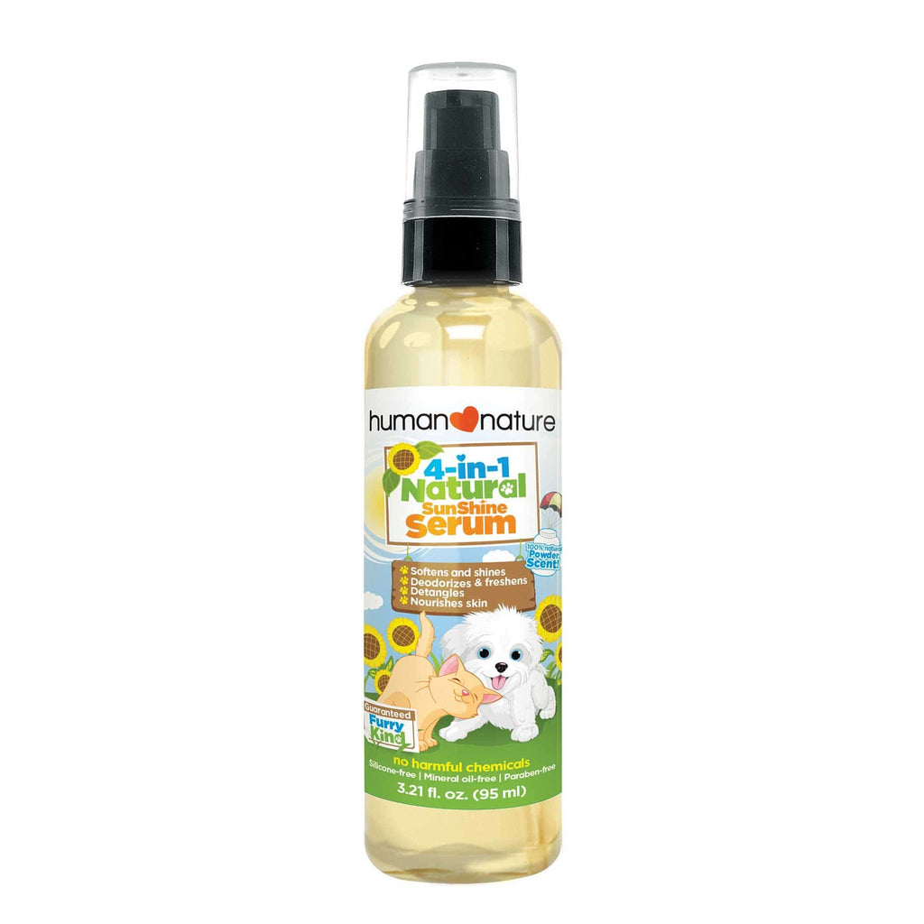 4-in-1 Natural SunShine Serum 95ml - Top-Season Essentials