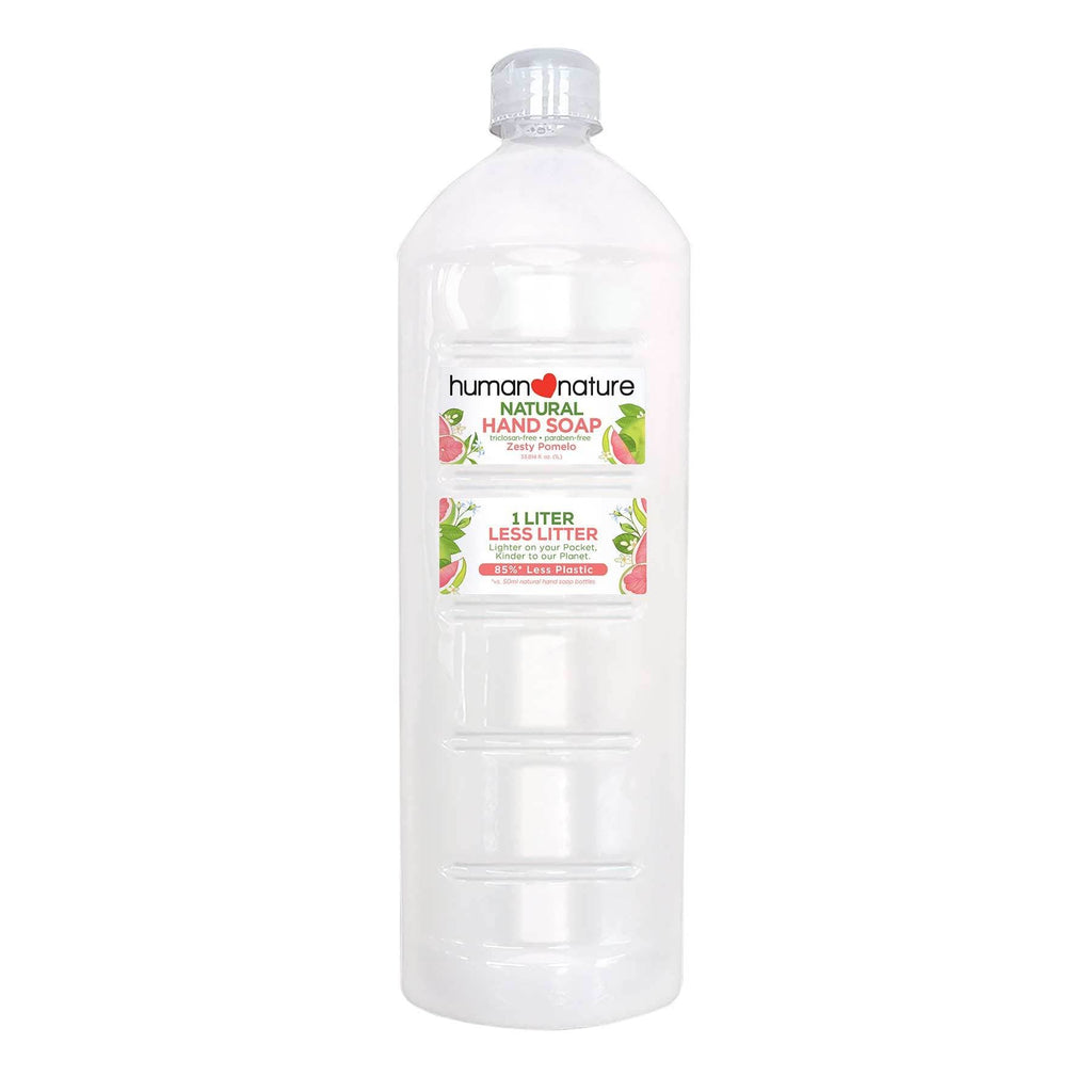 Zesty Pomelo Hand Soap 1L - Top-Season Essentials