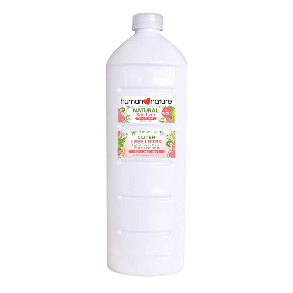 Zesty Pomelo Natural Sanitizer 1L - Top-Season Essentials