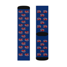 Load image into Gallery viewer, Cristo me guía-Sublimation Socks