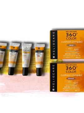 *SAMPLES* 360° Gel Oil-Free Colour Range