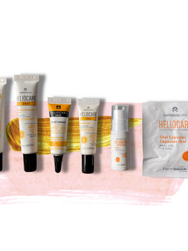 *SAMPLES* Heliocare Sunscreen Range