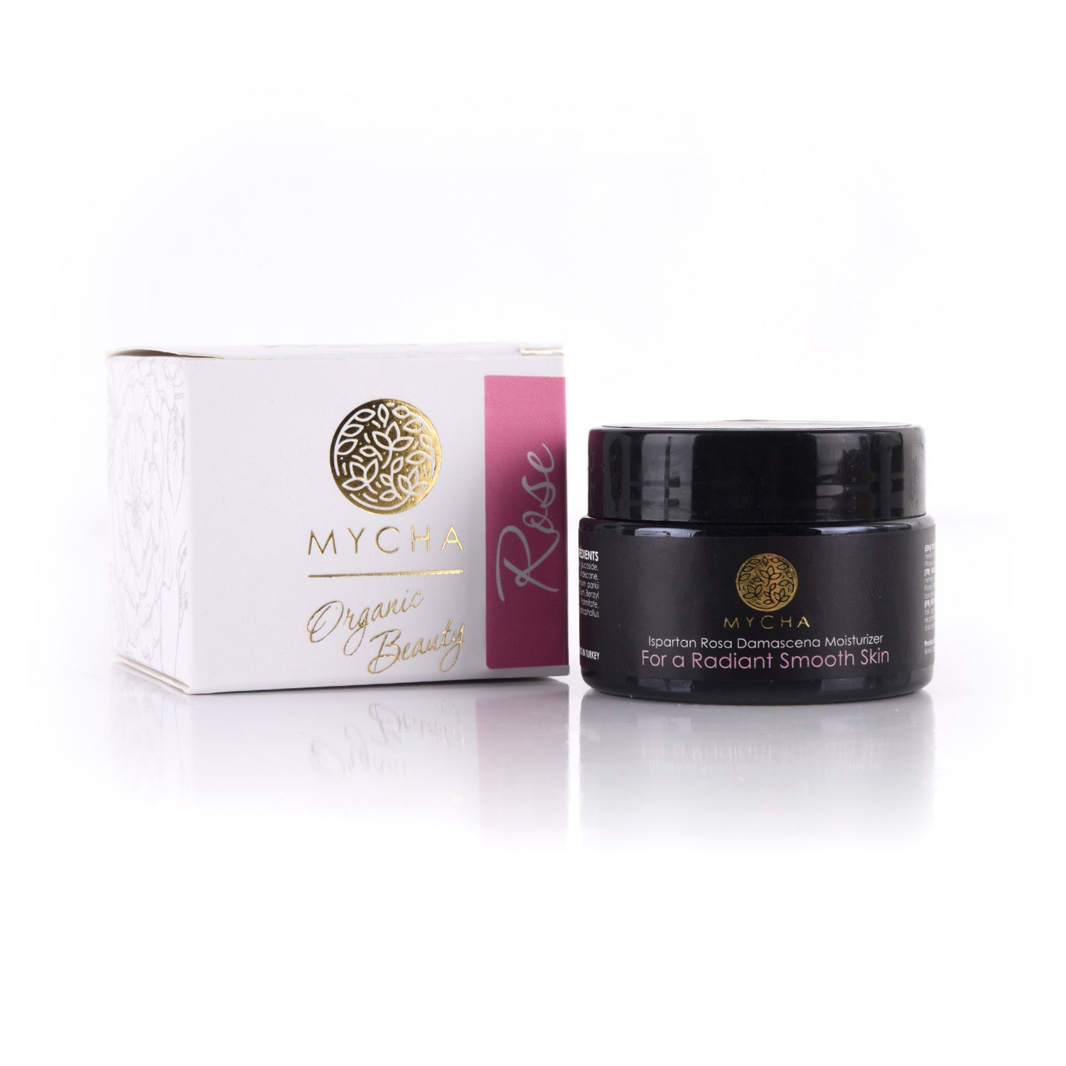Rose Damask Moisturizing Cream