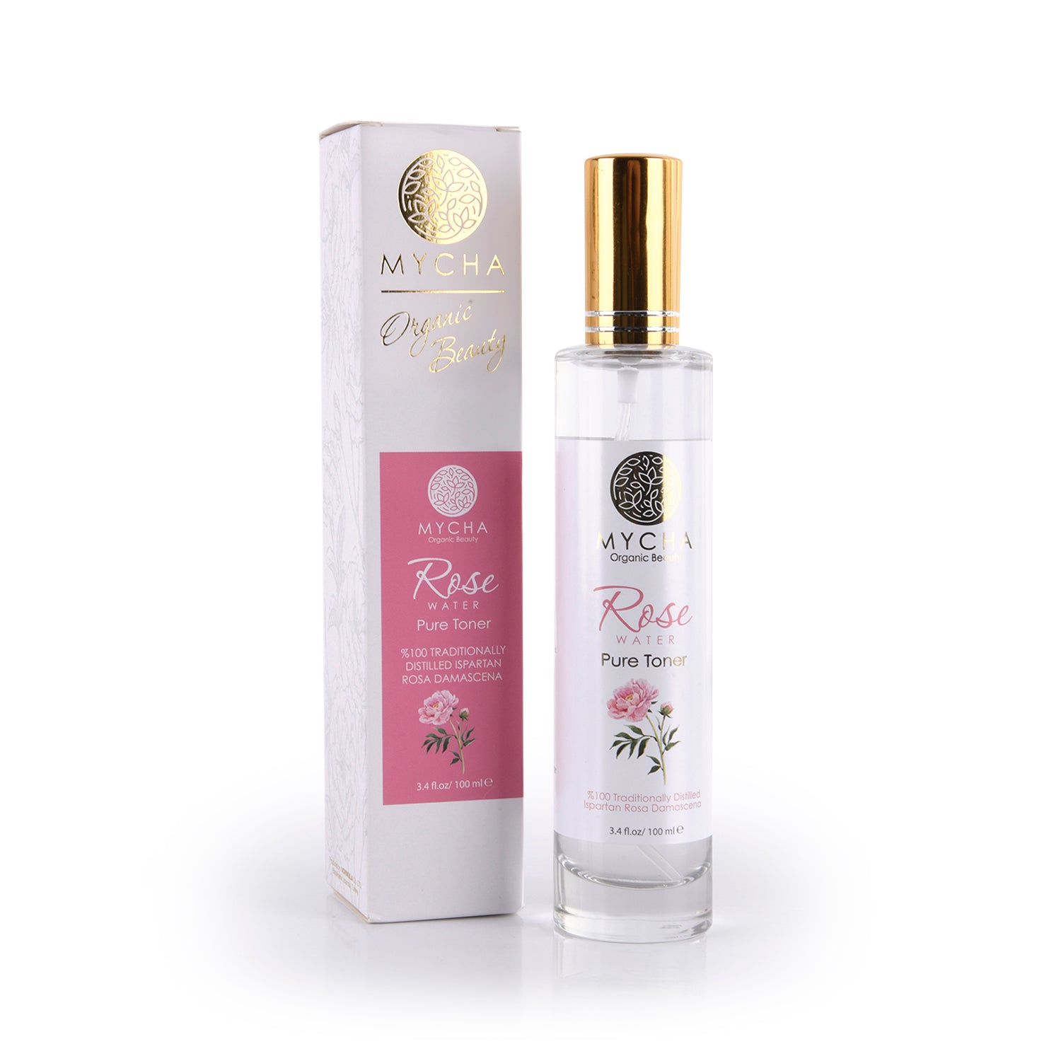 Luxurious Rose Damascena Package