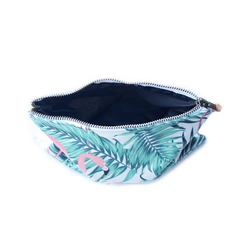 Bikini Bag Pink Flamingo