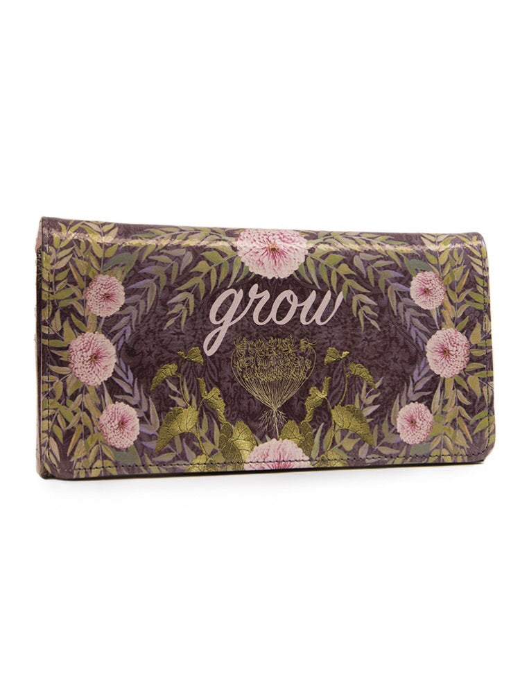 Grow Trifold Wallet
