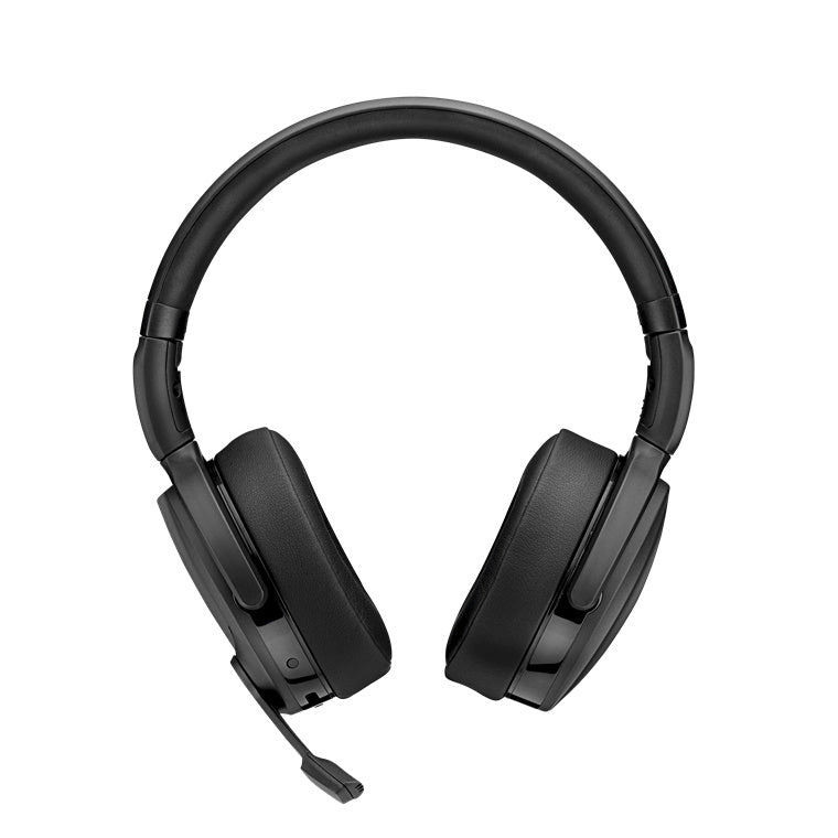 Epos Adapt 563 Bluetooth stereo headset met Active Noise Cancelling