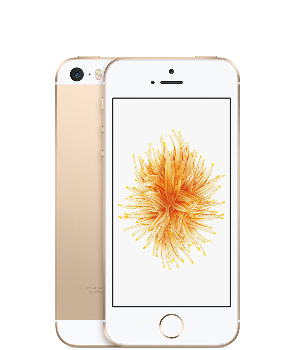 Refurbished Apple iPhone SE 16GB-Gold-Licht gebruikt