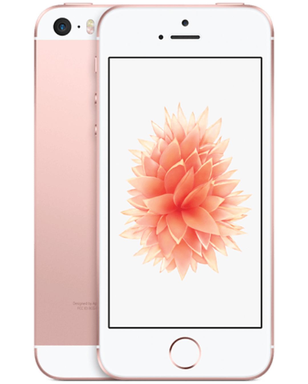 Refurbished Apple iPhone SE 128GB-RoseGold-Licht gebruikt