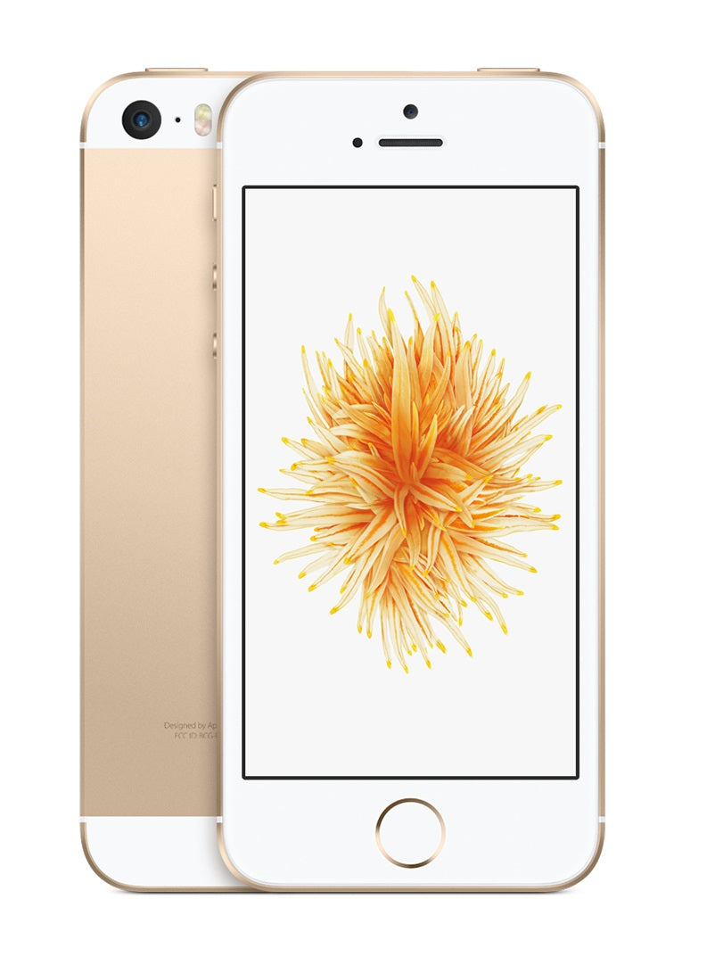 Refurbished Apple iPhone SE 32GB-Gold-Als nieuw