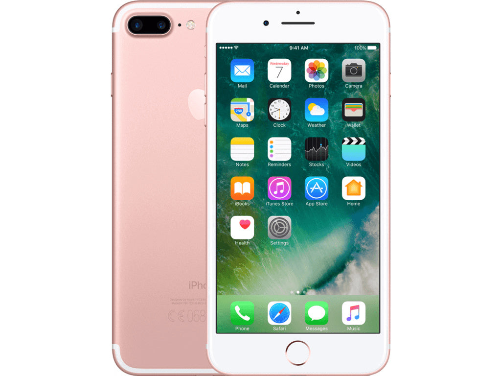 Refurbished Apple iPhone 7 Plus 32GB-RoseGold-Als nieuw