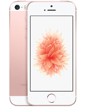 Refurbished Apple iPhone SE 32GB-RoseGold-Licht gebruikt