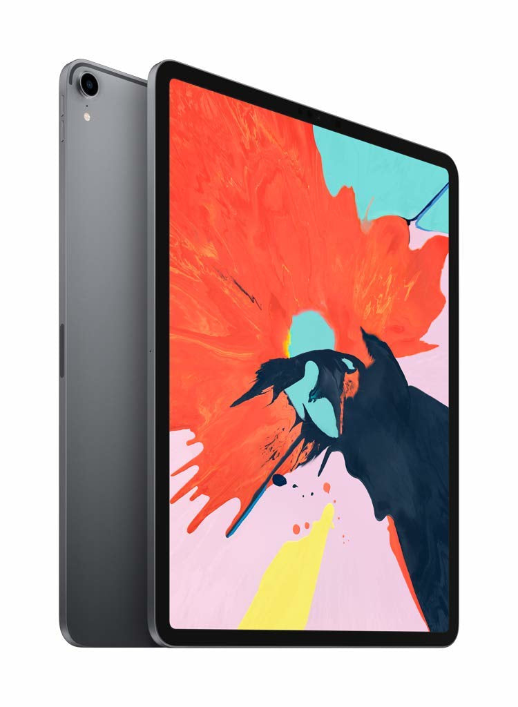 Refurbished Apple iPad Pro 12.9 Inch (3e Generatie) 64GB Wifi only-Space Grey-Zichtbaar gebruikt