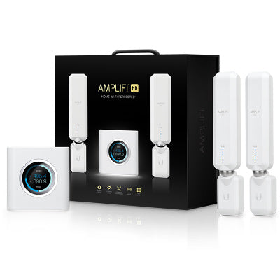 Ubiquiti Amplifi HD Wi-Fi basisstation met 2 mesh points AFI-HD