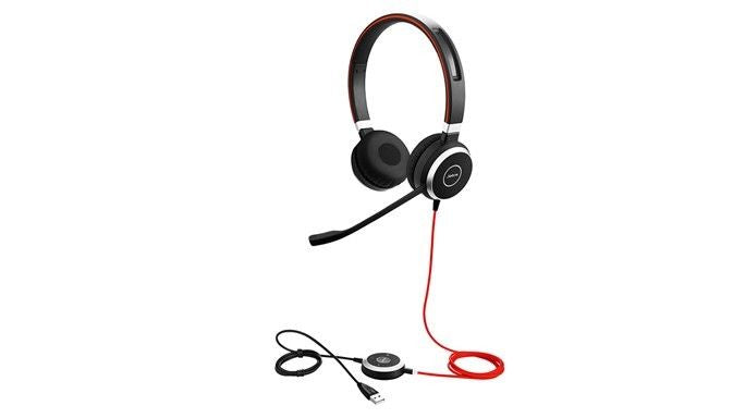 Jabra Evolve 30 II MS Stereo USB headset