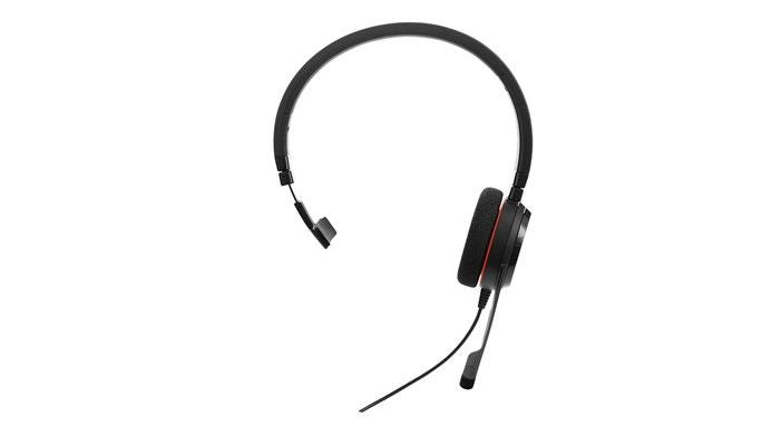 Jabra Evolve 20 MS mono USB headset - MS Teams - Skype for Business