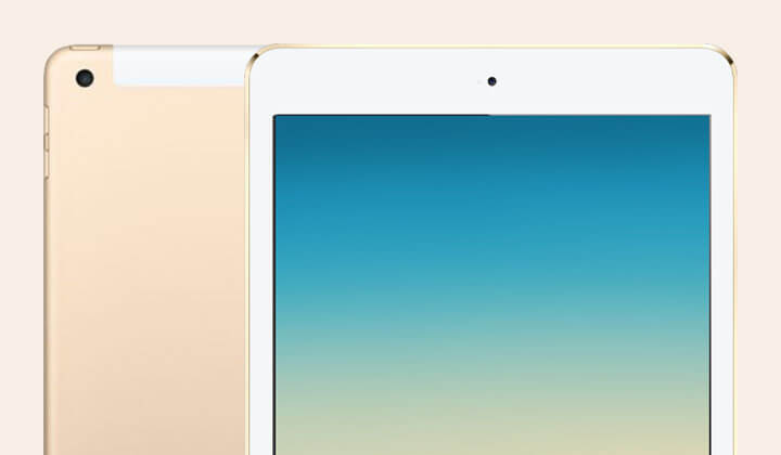 iPad Air 2 16GB 4G Gold B Grade