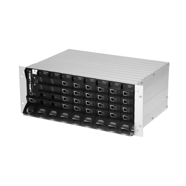 Spectralink Wireless Server 8000 Rack incl. voeding en 30 gebr.