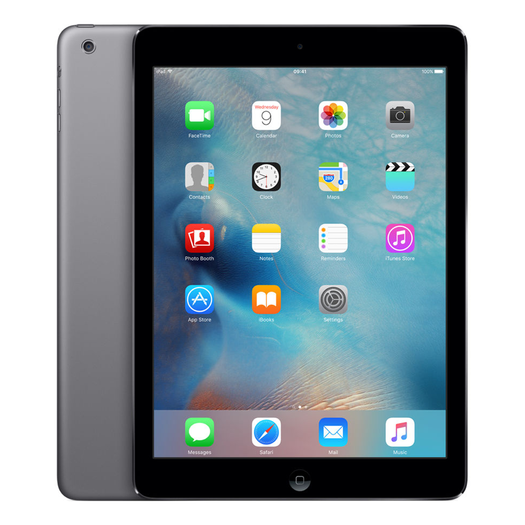 iPad Air 128GB Space Grey Wifi Only