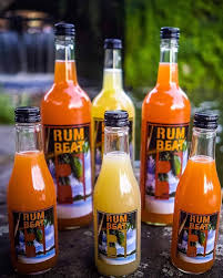 Rum Beat - Pineapple Coconut