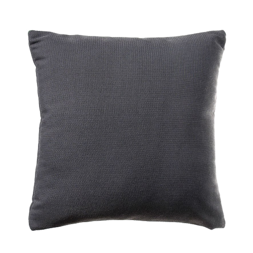 Hommey Cushion - 92cm x 92cm - FELT - Salt and Pepper