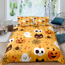 Home Decor Comforter Halloween Bedding Bed Set for Kids Duvet Cover-Halloween Bedding-simphouse
