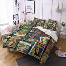 Harry Styles Duvet Cover Set Comforter Bedding Bed Set Bedlinen