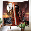3D Printed Star Wars Tapestry Living Room Background Cloth-Star Wars Tapestry-simphouse