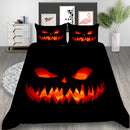 Halloween Bed Set Room Decor 3d Customized Kids Quilt Cover