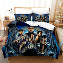 Black Panther Bedding Set 3D Customize Bedding Set Duvet Cover Set-Panter Bed set