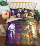 3d Customize Naruto Duvet Cover Set Comforter Sets Bed Linen Quilt Cover Bedding Sets-Naruto Duvet Cover Set