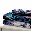 Hatsune Miku Bedlinen Set Duvet Cover Set Cartoon Bed Set for Kids Bedroom
