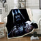 3D Printed Star Wars Bedding Blanket for Bedroom