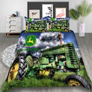 JOHN DEERE Bed Set 3d Customized Animal Duvet Cover Set