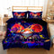 DJ deadmau5 Bed Set Bedding DJ Cartoon Duvet Cover Set Bedlinen comforter set