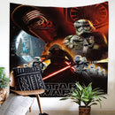 3D Printed Star Wars Tapestry Living Room Wall Hanging Background-Star Wars Tapestry-simphouse