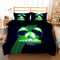 DJ deadmau5 Bedlinen comforter set Bed Set Bedding DJ Cartoon Duvet Cover Set