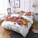 halloween bedding set kids duvet cover set-simphouse