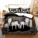 Bantang Boys BTS Comforter sets Bedding Set for Teenager-BTS Comforter sets-simphouse