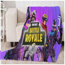 3D Printed Fortnites Tapestry Flannel Blanket Room Decor Anime fortnights Bedroom Decor-Fortnites Tapestry-simphouse