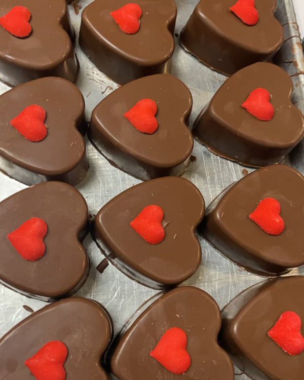 Chocolate and Love are in the Air!