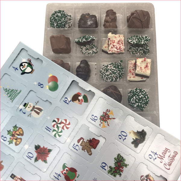 Assorted Chocolate Advent Calendar