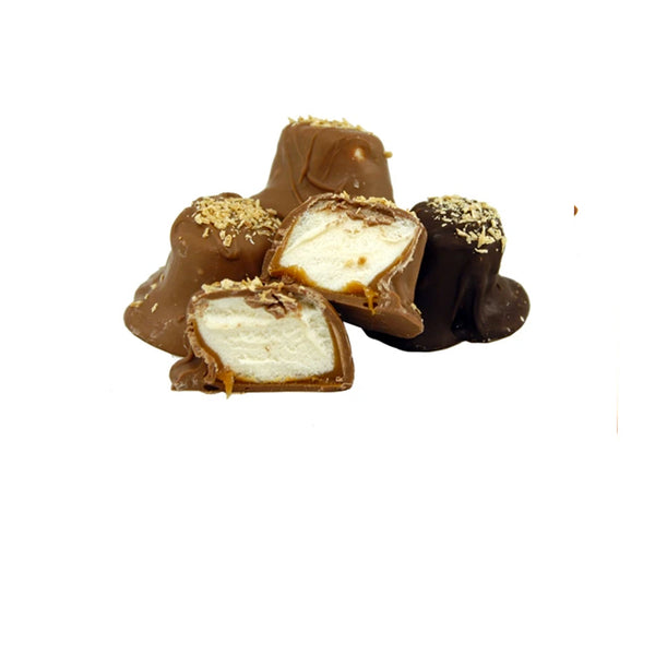 Chocolate Caramel Marshmallow