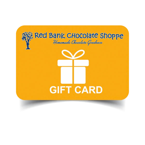 Red Bank Chocolate Shoppe Gift Card