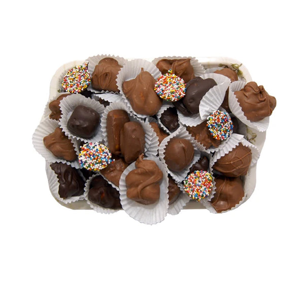 Gift Tray: One Pound Assorted Chocolates