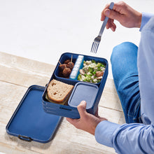 Load image into Gallery viewer, Mepal Bento Lunchbox Take a Break Large (1500ml)